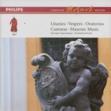 Litanies - Vêpres - Oratorios