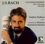 BACH - Padova - Concerto pour clavier n°2 BWV 1053