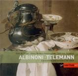 ALBINONI - Asperen - Concerto pour hautbois en ré mineur op.9 n°2