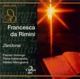 ZANDONAI - Queler - Francesca da Rimini (live) live