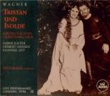 WAGNER - Reiner - Tristan und Isolde (Tristan et Isolde) WWV.90