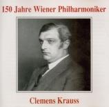 Clemens Krauss dirige le Wiener Philharmoniker
