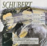 SCHUBERT - Immerseel - Symphonie n°3 en ré majeur D.200