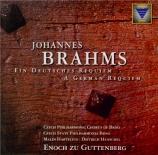 BRAHMS - Zu Guttenberg - Ein deutsches Requiem (Un Requiem allemand), po
