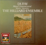 DUFAY - Hillier - Missa 'L'homme armé'
