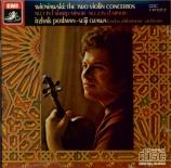 WIENIAWSKI - Perlman - Concerto pour violon n°1 op.14
