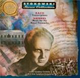 BACH - Stokowski - Chaconne