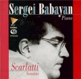 SCARLATTI - Babayan - Sonate pour clavier K.8 L.488