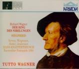 WAGNER - Knappertsbusch - Siegfried WWV.86c (live Bayreuth 1958) live Bayreuth 1958