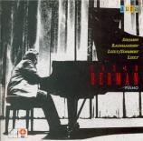 LISZT - Berman - Transcriptions de Schubert