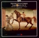 VILLA-LOBOS - St. Clair - Symphonie n°4 'Victoria'