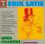 SATIE - Ciccolini - Gymnopédies (3)