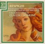 RESPIGHI - Scimone - Antiche danze ed arie per liuto (arr. orchestre)