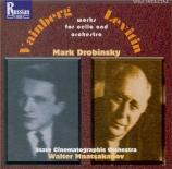 WEINBERG - Drobinsky - Concerto pour violoncelle op.43
