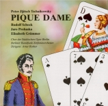 TCHAIKOVSKY - Rother - La Dame de Pique op.68 (en allemand) en allemand