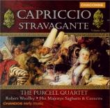 Capriccio stravagante Vol.1 (Farina, Rossi, Marini, Picchi, etc...)