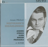 OFFENBACH - Rother - Les Contes d'Hoffmann Live Berlin 29 - 7 - 1946 (en allemand)