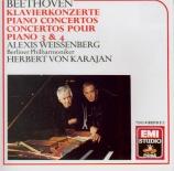 BEETHOVEN - Weissenberg - Concerto pour piano n°3 en ut mineur op.37