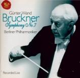 BRUCKNER - Wand - Symphonie n°7 en mi majeur WAB 107