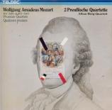 MOZART - Alban Berg Quar - Quatuor à cordes n°22 en si bémol majeur K.58