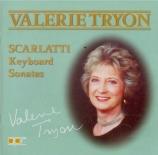 SCARLATTI - Tryon - Sonate pour clavier K.29 L.461