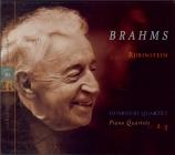 BRAHMS - Rubinstein - Quatuor avec piano n°1 en sol mineur op.25 Vol.65