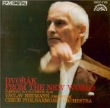 DVORAK - Neumann - Symphonie n°9 en mi mineur op.95 B.178 'Du Nouveau Mo import Japon