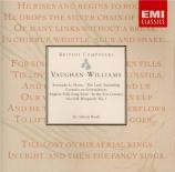 VAUGHAN WILLIAMS - Boult - Serenade to music