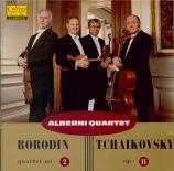 BORODINE - Alberni Quartet - Quatuor à cordes n°2