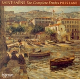 SAINT-SAËNS - Lane - Six études op.52