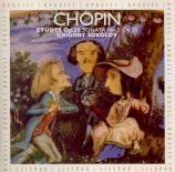 CHOPIN - Sokolov - Concerto pour piano et orchestre n°1 en mi mineur op