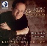 BACH - Labadie - Variations Goldberg, pour clavier BWV.988 Arr. Labadie pour orchestre