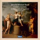 BACH - Max - Friedens-Cantata
