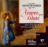 MONTEVERDI - Lasserre - Vespro per la Salute