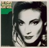 WEILL - Lemper - Chansons