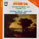 DVORAK - Ivaldi - Dans la forêt de Bohême (Ze ?umavy), pour piano (quatr
