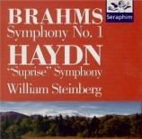 HAYDN - Steinberg - Symphonie n°94 en do majeur Hob.I:94 'Surprise'