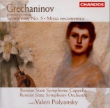 GRECHANINOV - Polyanskii - Missa oecumenia op.142