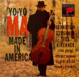 Made in America (chamber works with cello)