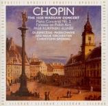 Le concert de Varsovie de 1830