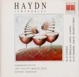 HAYDN - Haenchen - Symphonie n°60 Hob.I.60