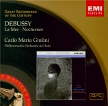 DEBUSSY - Giulini - La mer, trois esquisses symphoniques pour orchestre