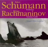 SCHUMANN - Milstein - Kreisleriana, pour piano op.16