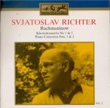 RACHMANINOV - Richter - Concerto pour piano n°1 en fa dièse mineur op.1