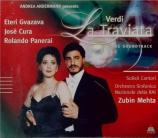 VERDI - Mehta - La traviata, opéra en trois actes