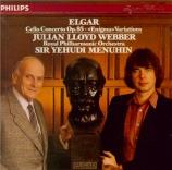 ELGAR - Menuhin - Concerto pour violoncelle op.85