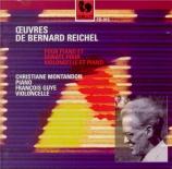 REICHEL - Montandon - Sonate pour violoncelle et piano