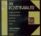 STRAUSS - Kleiber - Der Rosenkavalier (Le chevalier à la rose), opéra op live München, 1973