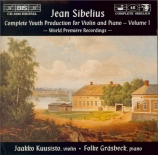Youth Production for Violon & Piano Vol.1