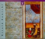 SZYMANOWSKI - Rowicki - Ouverture de concert op.12